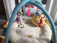 Mothercare sheep play mat/baby gym