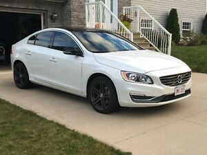2015 Volvo S60 Sedan - custom black appearance pkg