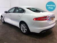 2013 JAGUAR XF 3.0d V6 Luxury 4dr Auto [Start Stop]