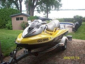 SeaDoo GTX Supercharged 185 HP