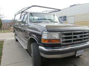 1992 Ford F-250 XLT Pickup Truck NEW PRICE!!!!
