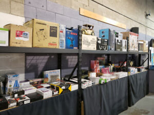 MISGUIDED FREIGHT LIQUIDATION AUCTION MONDAY OCT. 22-6:30PM
