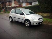 2003 Ford Fiesta 1.4 TDCi ( a/c ) 1398cc ONLY 62,000 MILES LHD LEFT HAND DRIVE