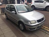 Volkswagen Polo 1.0 E 3dr | 12 Months MOT | Only 77,000 Miles