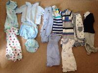 Boys 0-3 clothes