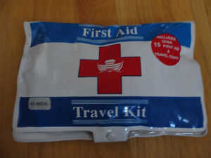 Travel first aid kit brand new