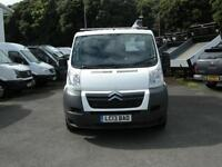 2013/13 CITROEN RELAY ENTERPRISE 30 L1 H1 2.2HDI 110 SWB LOW/ROOF DIESEL VAN