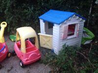 Free playhouse