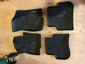 Husky Liners Winter Matts for mk6 Jetta