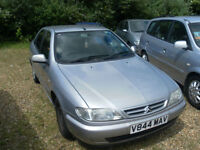 Citroen Xsara 1.4i West Coast Ltd Edn 5 DOOR HATCH