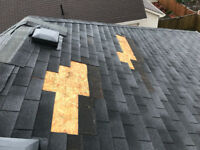 Roofing & Siding Repairs — Licensed + Insured — Full Replacement