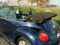 """2003 Volkswagen New Beetle Convertible """"E-tested and Certified"""""""