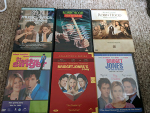 DVD Movies - $10 for all