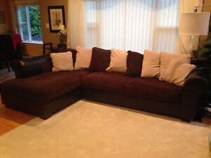 Large sectional great condition