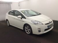 2011(61) TOYOTA PRIUS 1.8vvti T SPIRIT**ONE PREVIOUS OWNER**UK MODEL HYBRID AUTO FSH CAN PCO