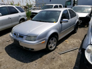 2001 rust free VW jetta 1.8 t for parts