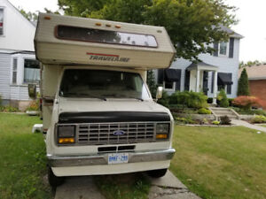 1987 Ford Travelaire Motorhome