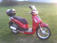 Scooter Kymco 2008 comme neuf