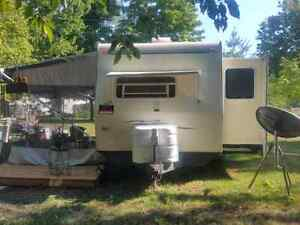 30' Trailer & 20' Add-a-Room  ONLY $6500