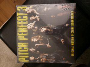 Pitch Perfect 3 Vinyl Record