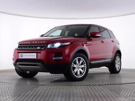 2012 Land Rover Range Rover Evoque 2.2 eD4 Pure Tech 5dr