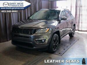 2018 Jeep Compass Altitude  -  SiriusXM -  Power Sunroof - $189