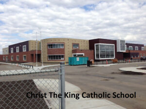 Christ The King Catholic K-9 School Is Now Open