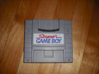 Super Game Boy Super Nintendo Snes Fonctionnel