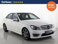 2013 MERCEDES BENZ C CLASS C250 CDI BlueEFFICIENCY AMG Sport Plus 4dr Auto
