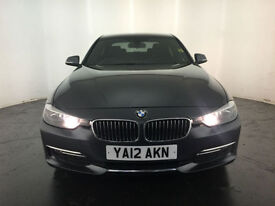 2012 BMW 320D LUXURY DIESEL 4 DOOR SALOON SERVICE HISTORY FINANCE PX WELCOME