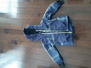 Winter jacket boys. 3T.  Children's place