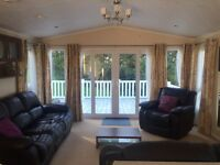 LUXURY STATIC CARAVAN HOLIDAY HOME FOR SALE WEST WALES
