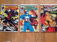 Amazing Spider-Man comic collection