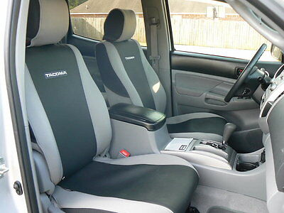 2005 2006 2007 2008 TOYOTA TACOMA SEAT COVERS SR5 FACTORY OEM ACCESSORY NEW!