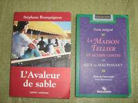 ++++  L'AVALEUR DE SABLE ET LA MAISON TELLIER ...++++