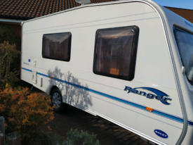 Caravan 2006 Bailey Ranger LShape 4 berth