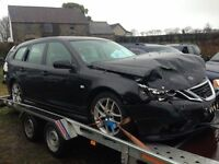 2009 Saab 93 2.0 turbo auto for breaking all parts available