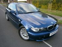 BMW 318 318Ci ES (blue) 2004
