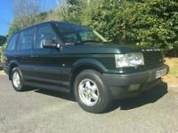 1997 RANGE ROVER LAND ROVER 4.6 HSE Auto 4x4 Petrol Automatic