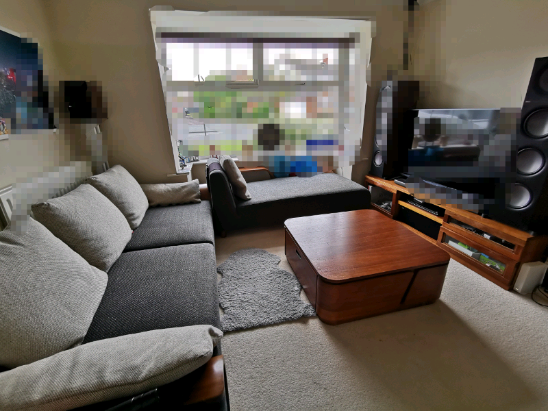 Phenomenal Sofa Set With Tea Table And Tv Stand In Shirley West Midlands Gumtree Download Free Architecture Designs Scobabritishbridgeorg