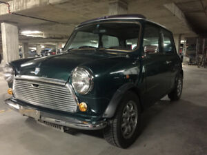 1991 Rover Mini Classic Mayfair