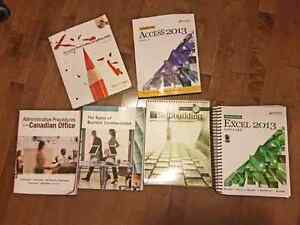 (Office Administration) Books for sale
