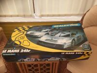 Scalextric Le Mans 24hr set