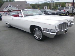1970 Cadillac Coupe Convertible IT'S COOL YUPPPPPPPPPP