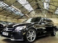 2014 Mercedes-Benz C Class 2.1 C220 CDI BlueTEC AMG Line Estate 5dr Diesel