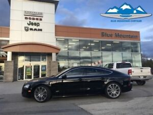 2012 Audi A7   SUPERCHARGED LUXURY, NAVIGATION MORE!!!