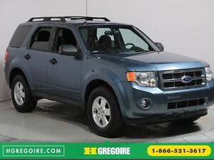 2011 Ford Escape XLT AUTO A/C BLUETOOTH MAGS