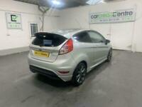 SILVER FORD FIESTA 1.0 ST-LINE 3D 124 BHP *BUY TODAY FROM £34 PER WEEK*
