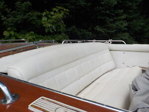 1972 18.5' Greavette with 6 chevy Mercruiser and trailer Kawartha Lakes Peterborough Area image 8
