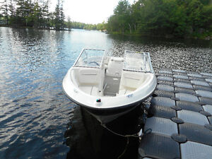 135 hp bow rider speedboat- 10 month warranty